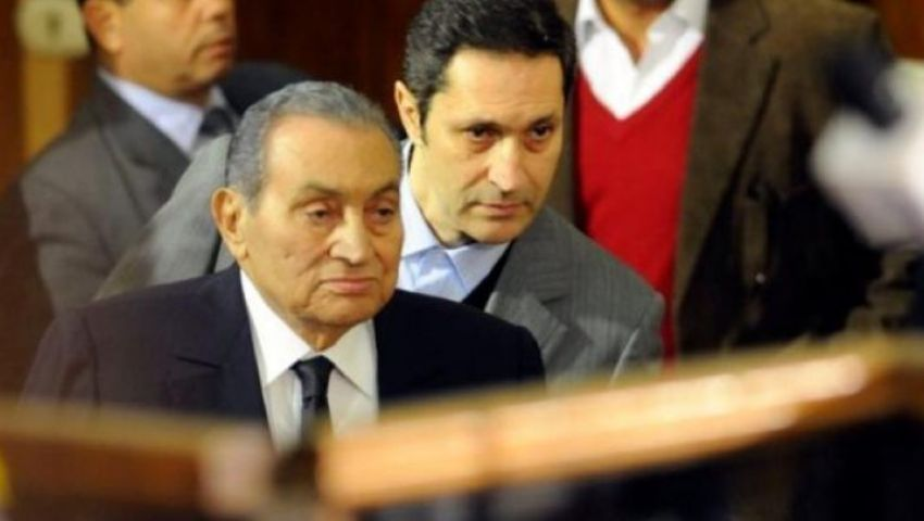 بالفيديو.. علاء مبارك يوجه رسالة لوالده في ذكرى حرب أكتوبر المجيدة