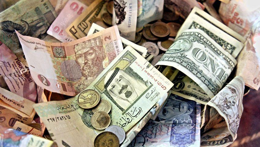 أسعار العملات العربية اليوم الإثنين 27-3-2017