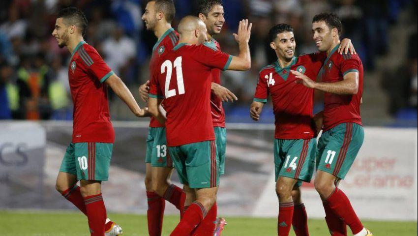المغرب يفوز على بوركينا فاسو بهدفين نظيفين وديًا