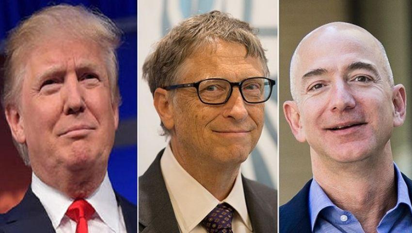 ترامب يتسبب في خسائر بالمليارات لأغنى أغنياء العالم