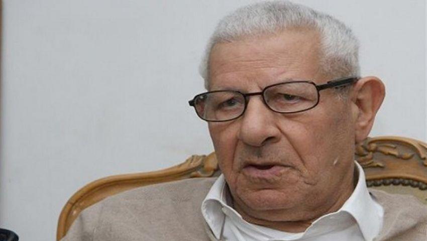 خروج مكرم محمد احمد من العناية المركزة بعد تحسن حالته