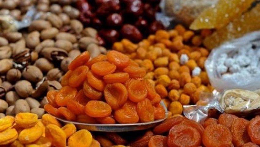 صور  ركود في أسواق الياميش بالإسكندرية