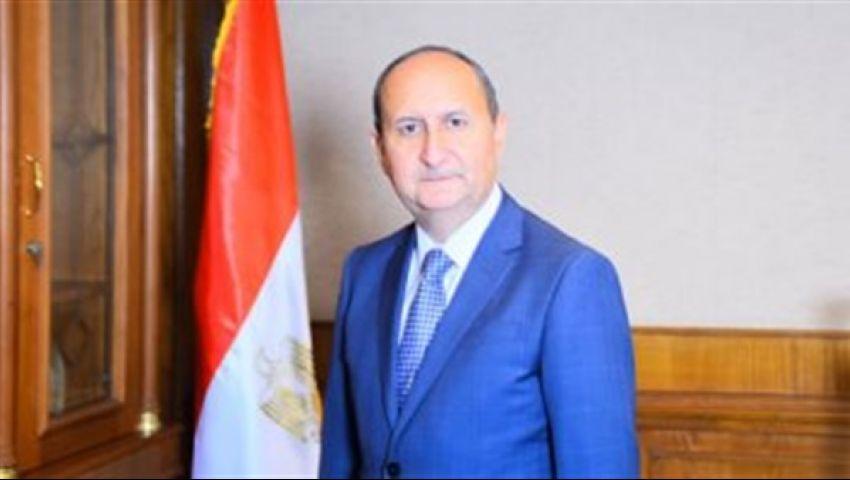 «نصار» يبحث مع كبريات الشركات العالمية توسيع حجم استثماراتها بمصر