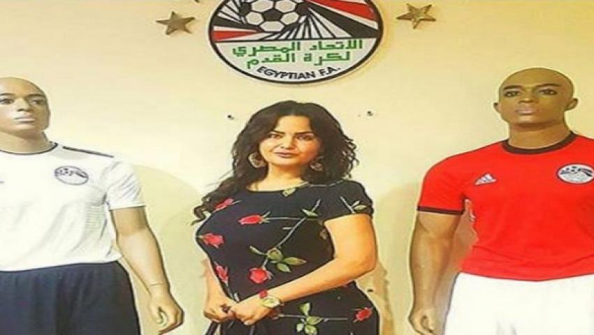 سما المصري تطالب بتدريب منتخب مصر.. ونشطاء تويتر: «العيب مش عليها»
