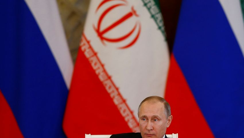 بوتين يمنح إيران قرضًا بقيمة 2.2 مليار يورو