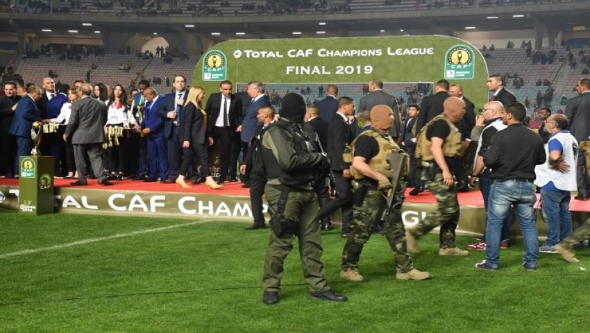 فيديو| توابع قرارات كاف بشأن نهائي دوري أبطال أفريقيا