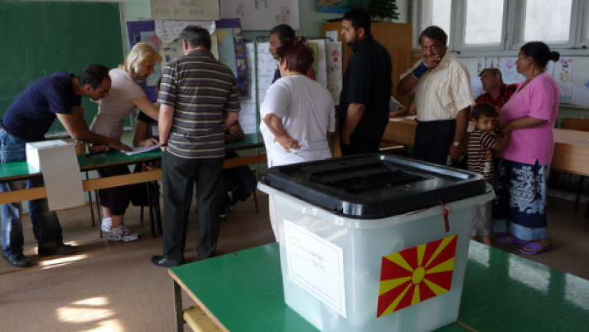 الخلاف يحتدم على اسم البلاد.. مقدونيا تنتخب الرئيس