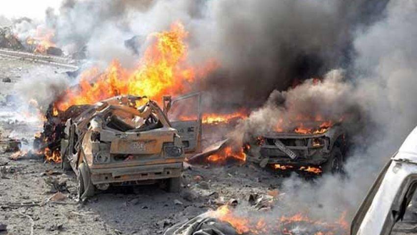 4 جرحى في انفجار دراجة مفخخة شمالي سوريا