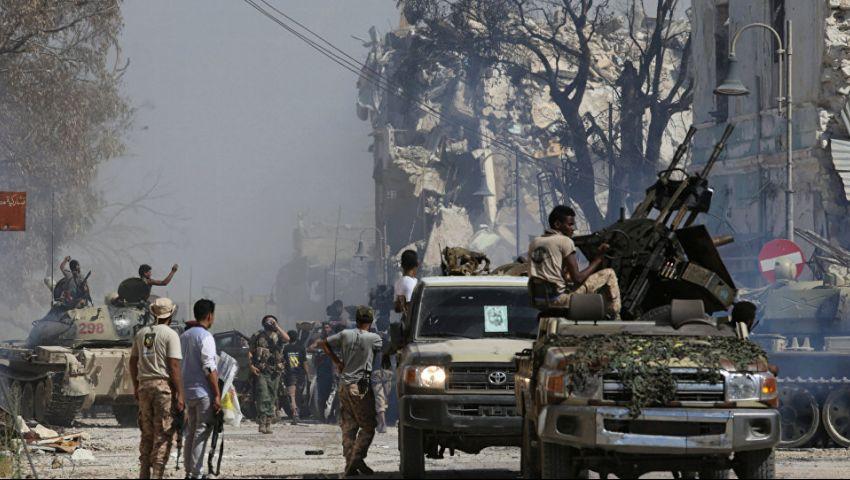 الدماء تسرق فرحة العيد في ليبيا.. «الأضحى» لم يمر من هنا