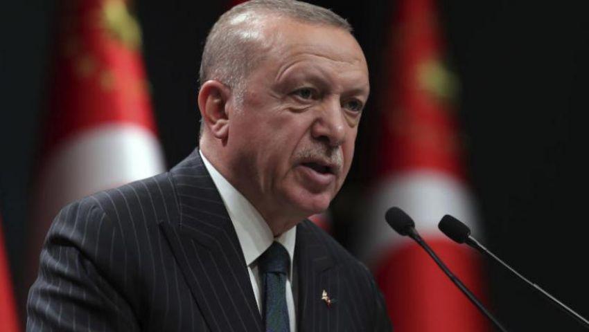 فيديو| أردوغان يعاود مغازلة مصر ويدعوها للحوار ويبدي استياءه من استقالة «السراج»
