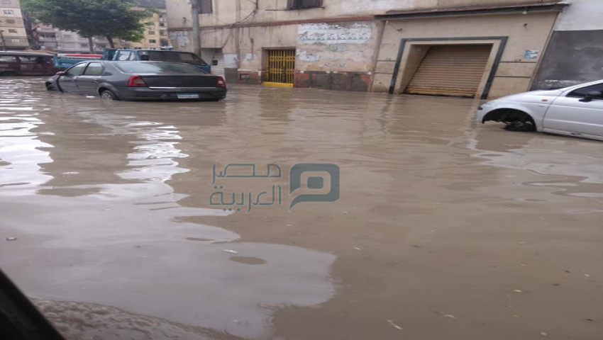فيديو  طقس الأربعاء.. سقوط أمطار  على 6 مناطق