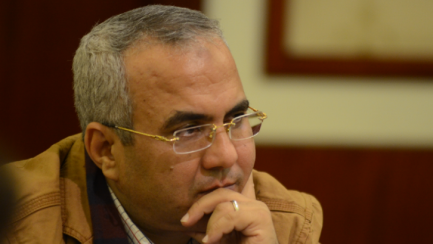 عادل صبري.. الصحفي المتهم دون دليل