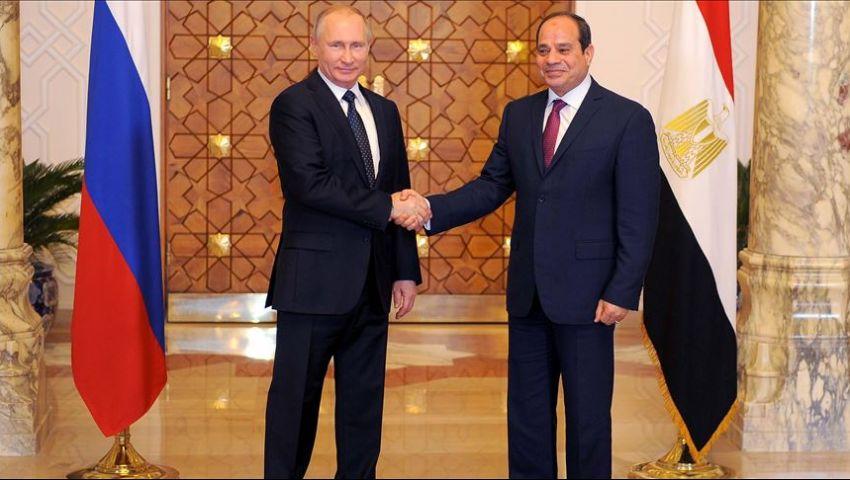 برئاسة السيسي وبوتين.. «سوتشي» تستضيف أول قمة روسية إفريقية أكتوبر المقبل