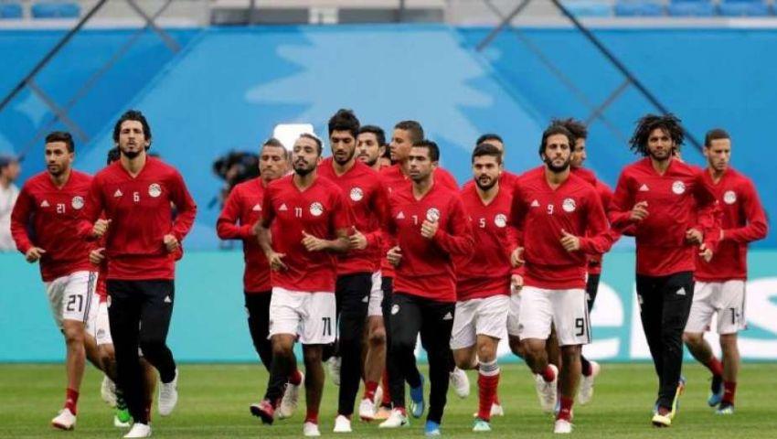 موعد مباراة مصر وغينيا والقنوات الناقلة