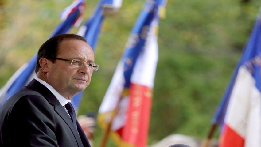 أولاند يحذِّر من دعاوى خروج فرنسا من الاتحاد الأوروبي