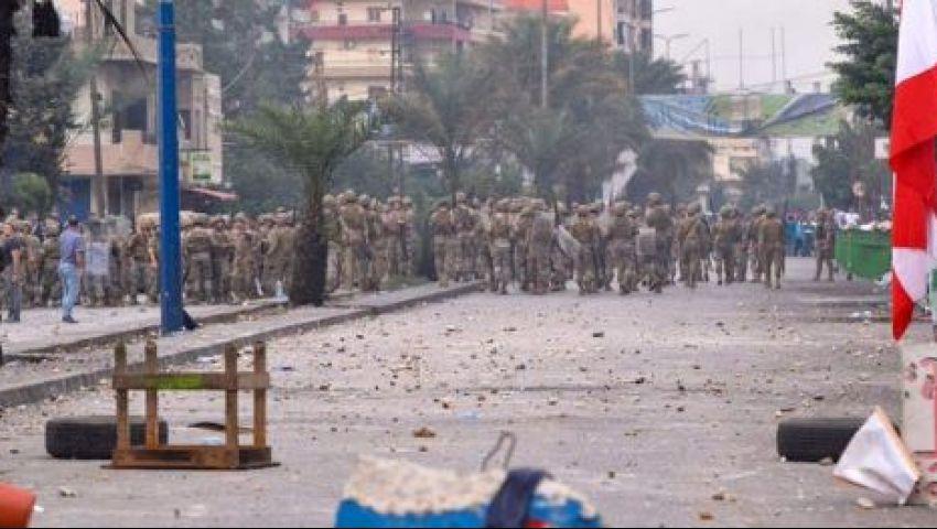 لبنان| «العفو الدولية»: يجب التحقيق في استخدام القوة المفرطة لتفريق الاحتجاجات