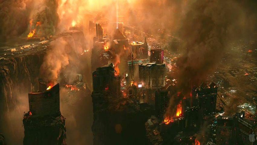 أفلام نهاية العالم.. «هوليوود» تُحلق في آفاق المجهول