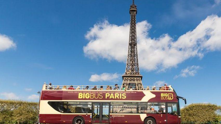 لهذا السبب.. باريس تمنع وصول الحافلات السياحية إلى وسط المدينة