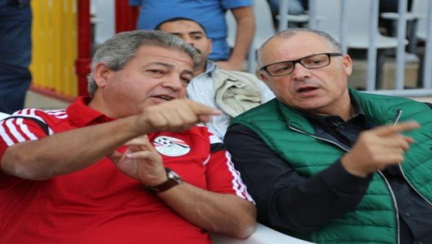 وزير الرياضة يحضر ودية توجو ويجتمع باتحاد الكرة