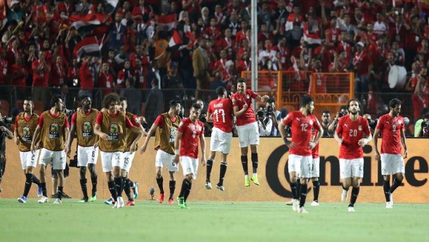 ثلاثي يتقرب العودة لتشكيل مصر أمام جنوب أفريقيا