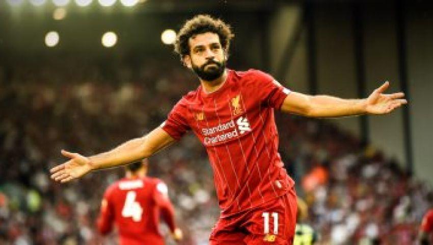محمد صلاح أساسيًا في تشكيل ليفربول أمام بيرنلي