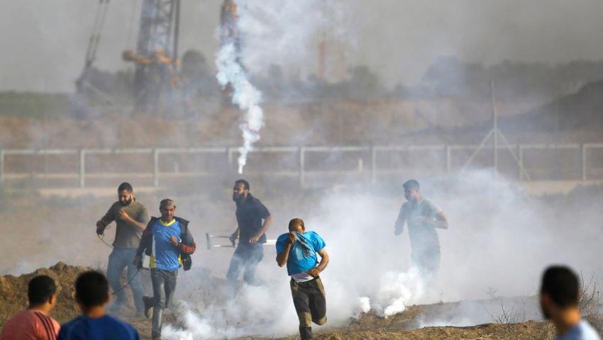 أمريكا تهاجم  المكسيك بـ«قنابل الغاز» بسبب المهاجرين