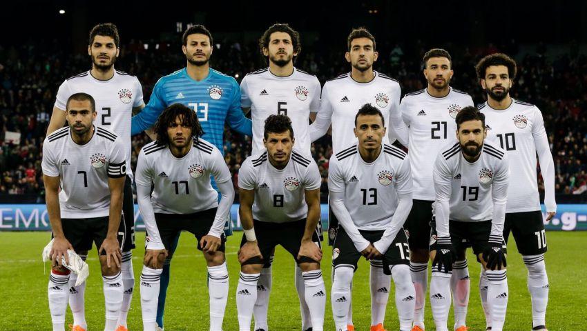 مصر الثاني عربيا في قائمة أفضل سلام وطني في مونديال روسيا