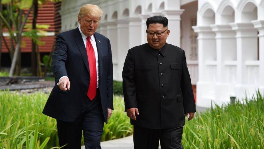 كوريا الشمالية تكذب أمريكا.. كواليس فشل لقاء ترامب وكيم بسبب النووي «فيديو»