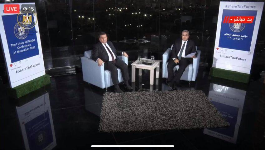 استمرار الانقسام بين الوزير والمؤسسات المعنية.. مستقبل الإعلام المصري «على كف عفريت»