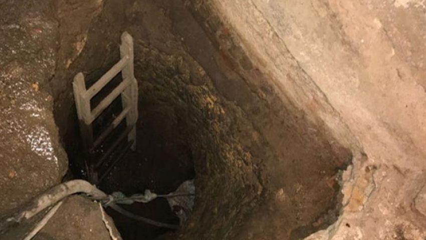 العثور على مبان يونانية ورومانية أسفل منزل بسوهاج