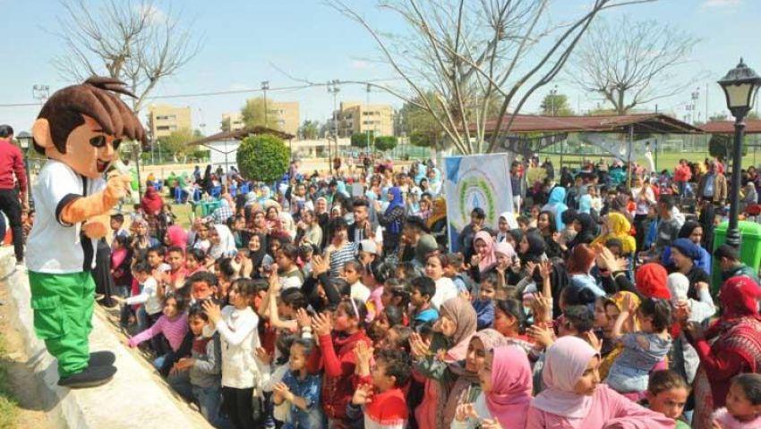 صور| احتفالات مصر بيوم اليتيم.. الابتسامة تكسو الوجوه