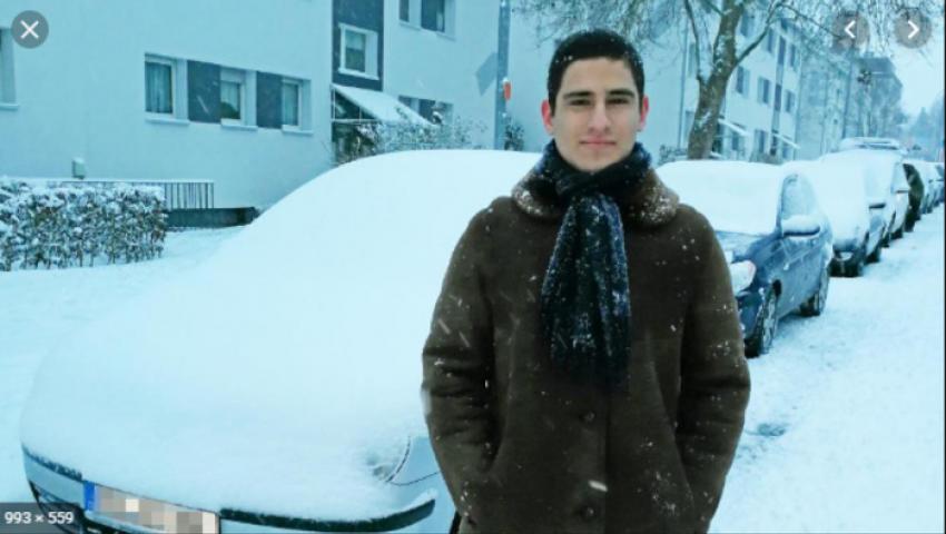 محكمة فرانكفورت تقضي بسجن شاب ألماني مرحل من مصر لعامين ونصف