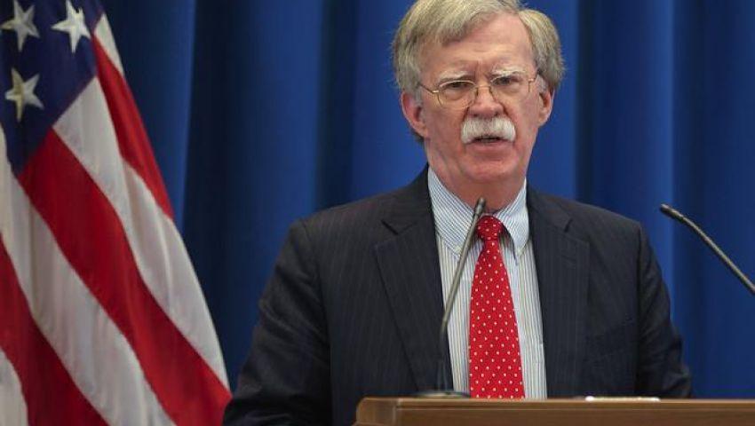 مجلة ألمانية: بولتون يخدع ترامب لضرب إيران