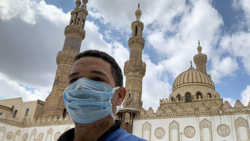 شعائر صلاة الجمعة اليوم من مسجد الأزهر الشريف بالقاهرة (بث مباشر)