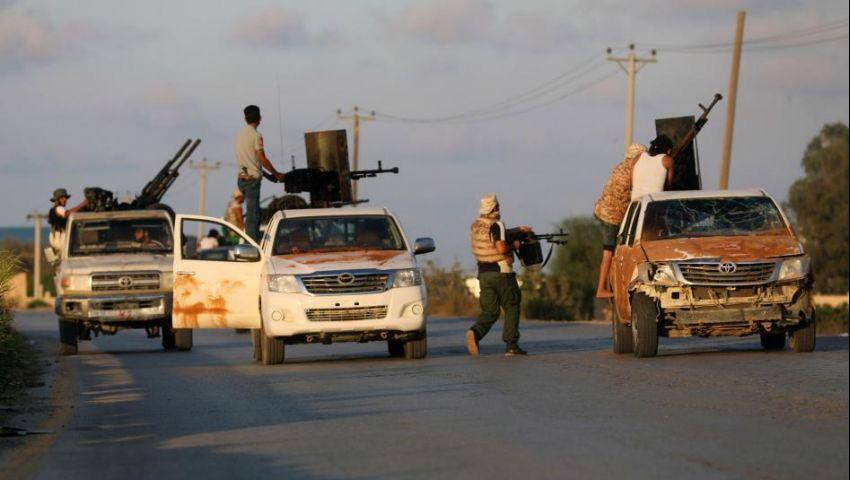 ليبيا  «رايتس ووتش»: قوات حفتر والميليشيات.. تاريخ من الانتهاكات