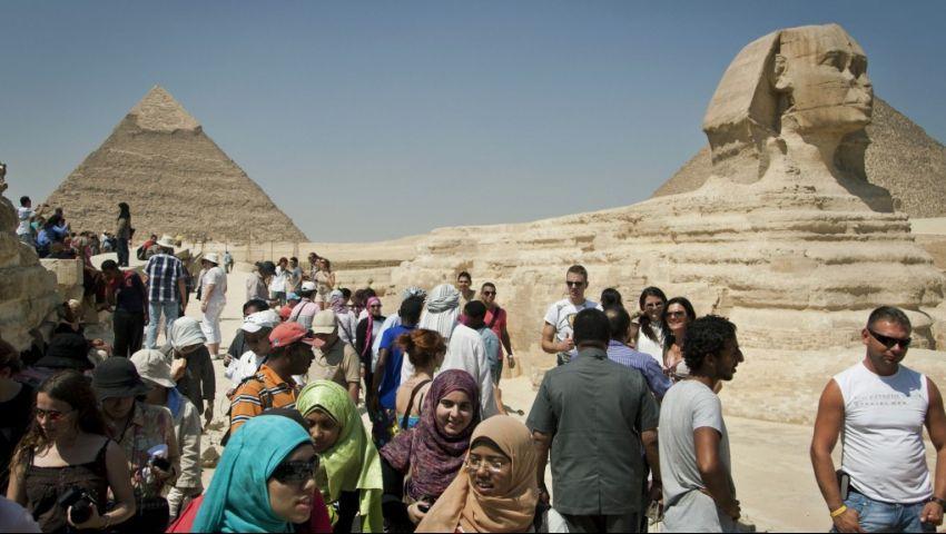 5 أسباب وراء قفزة إيرادات السياحة