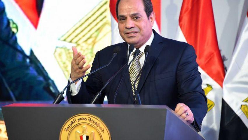 بالأسماء.. السيسي يصدر عفوًا رئاسيًا عن3157 سجينًا