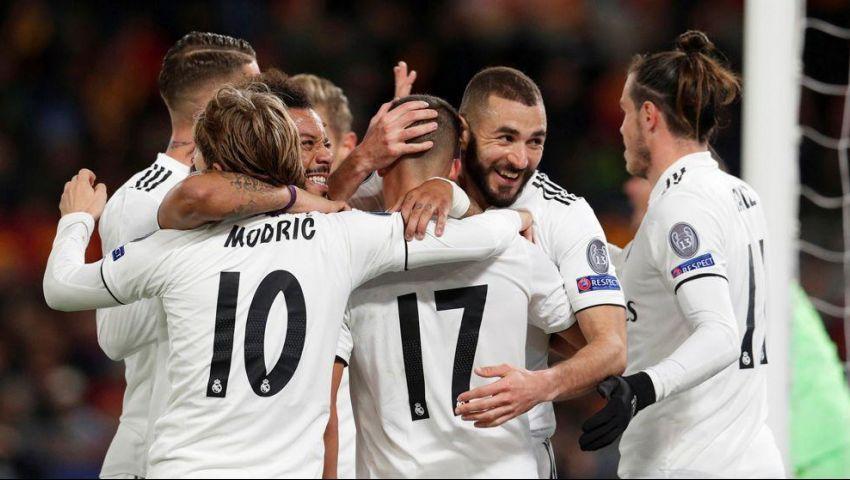 إنفوجراف| قبل مواجهة أياكس.. هكذا تأهل ريال مدريد إلى دور الـ16