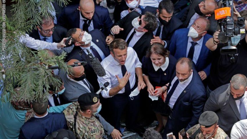 رغم تعثر مبادرته.. ماكرون يعلن عن مؤتمر لمساعدة لبنان