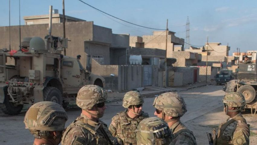 العراق.. دعوة لتظاهرة مليونية تنِّدد بـ«الوجود الأمريكي»