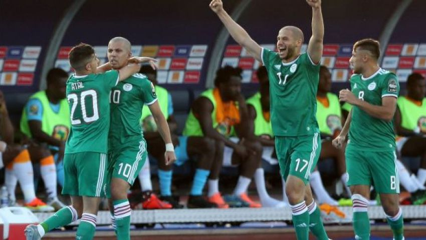 «هكذا تصنع الأبطال».. جماهيرة الكرة تحتفي بالجزائر بعد الإطاحة بـ «الأفيال» في أمم إفريقيا