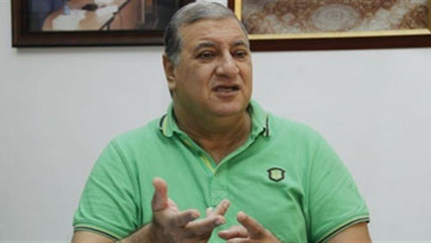 الفولي يسلم أبو زيد قرار تنظيم مصر لبطولة العالم لناشئي التايكوندو
