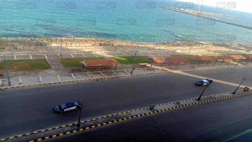 صور  الدنيا ربيع في الإسكندرية.. شم النسيم «افتراضي»