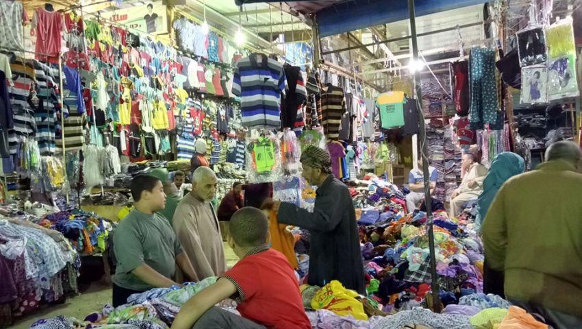 صور| أهالي شمال سيناء: نار الأسعار أحرقتنا.. وتجار: بنعوض الركود