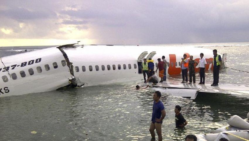 في سنوية الحادث.. الكشف عن أسباب تحطم الطائرة الإندونيسية