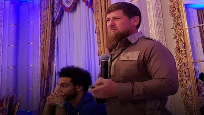 فيديو| لهذا السبب.. الرئيس الشيشاني يمنح محمد صلاح حق المواطنة
