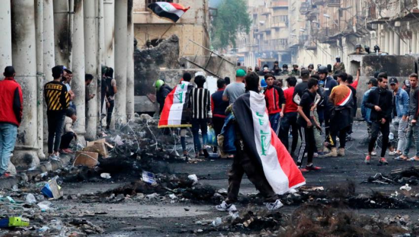 فيديو | احتجاجات دامية ضربت البلاد العربية في 2019