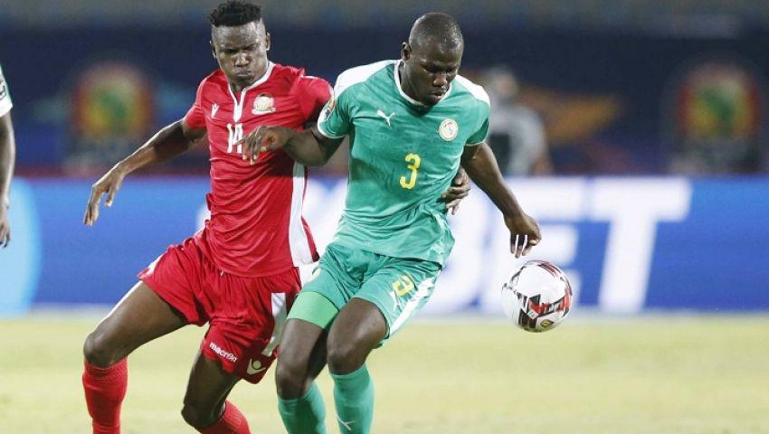 التشكيل الرسمي لمواجهة أوغندا والسنغال