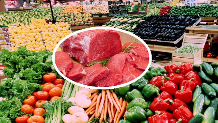 فيديو  ارتفاع طفيف في أسعار الخضراوات واستقرار اللحوم والأسماك