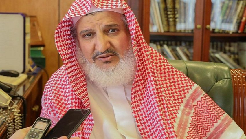 أحد أحفاد الشيخ محمد بن عبد الوهاب.. تعرف على خطيب يوم عرفة